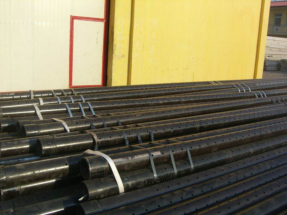 PERFORATED TUBE/PIPE FOR SAND CONTROL
