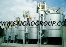 Intelligent high temperature aerobic fermentation equipment