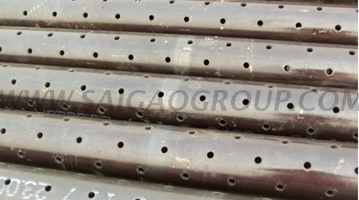 Laser Slotted Screen Pipe
