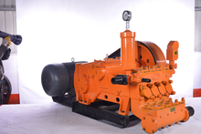 Four Cylinder 1200/10 Mud Pump