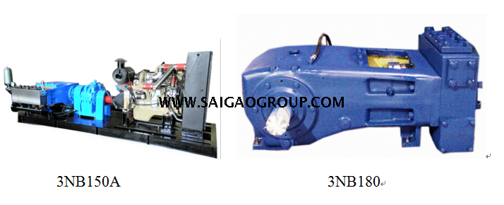 API 3NB SERIES DRILLING MUD PUMP